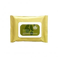 [Innisfree]黄金橄榄保湿卸妆湿巾 30枚