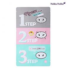 [Holika Holika]豬鼻子深層清潔去黑頭3部曲鼻貼