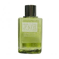 [The Face Shop]草本眼唇卸妝液綠色安裝130ml