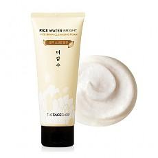 [The Face Shop]大米美白洗面奶 150ml