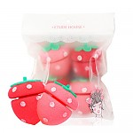 [ETUDE HOUSE]Strawberry sponge hair roll