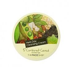 [The Face Shop]五穀深層清潔卸妝膏150ml