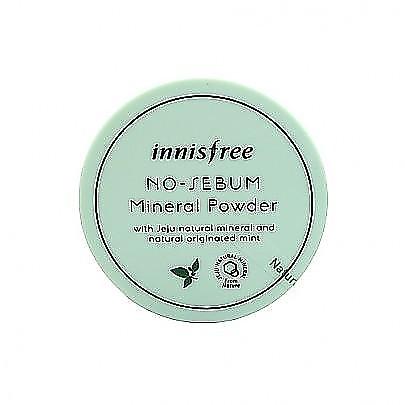 [Innisfree] *Time Deal*  No Sebum Mineral Powder
