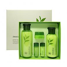 [Innisfree]綠茶精萃平衡護膚套裝