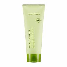 [Nature Republic]Fresh Green Tea Foam Cleanser 150ml