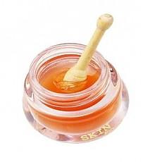 [Skinfood]蜜糖罐潤唇膏02號蜜桃果醬 6.5g