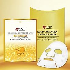 [SNP]金色膠原蛋白抗衰老面膜10片一盒