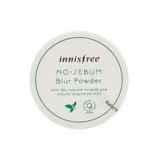 [Innisfree] 控油礦物質散粉Blur Powder5g