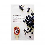 [Innisfree]真萃鮮潤面膜1片-巴西莓(亮麗)20ml(貼片式)