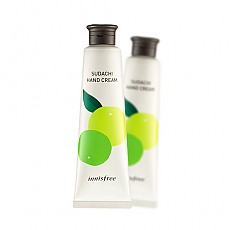 [Innisfree]香氛護手霜(惹人喜愛的濟州青檸)30ml