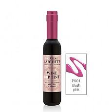 [LABIOTTE]蘭歐媞紅酒染唇液 PK01 粉紅色 7g