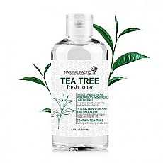 [Natural Pacific]Tea Tree Fresh Toner 茶樹爽膚水