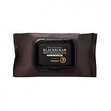 [Skinfood]黑糖柔潤卸妝棉