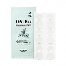 [Skinfood]茶樹秘密去痘貼12片裝