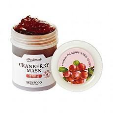 [Skinfood]清鮮果萃面膜-蔓越莓