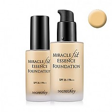 ] Miracle Fit Essence Foundation #21 (Light Beige)奇蹟飛度精華粉底