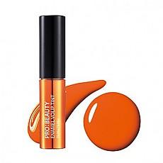 [HolikaHolika] 染唇液 Pro : Beauty Enamel Volip Tint #OR01 Citrine Peach
