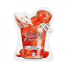 [HolikaHolika] 天然果樣精粹面膜 #番茄