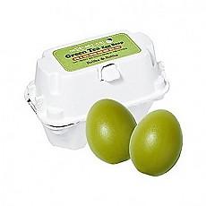 [HolikaHolika] 綠色綠茶雞蛋皂2個