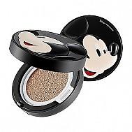 [The Face Shop] Disney迪士尼合作系列米奇BB氣墊 (V201 Apricot Beige)