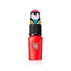 [Peripera]★限量版,工仔任送★ Peri's Ink The Velvet #15 (Girlish Red)
