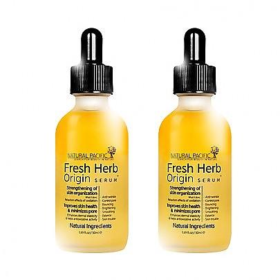 [Natural Pacific]Fresh Herb Origin Serum 草本起源精華液 2ea