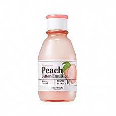 [Skinfood] Premium Peach Cotton 乳液