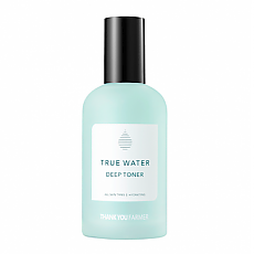 [Thank you Farmer] True Water Deep 爽膚水 150ml