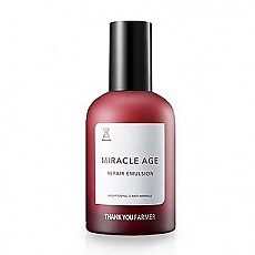 [Thank you Farmer] Miracle Age Repair 乳液 130ml