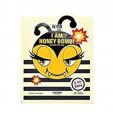 [W.Dressroom]蜂蜜炸彈面膜 1ea