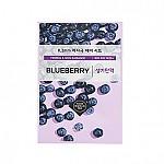 [Etude house] 0.2mm毫米空氣感植物水果面膜貼 (Blueberry藍莓)
