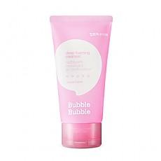 [The face shop] Bubble Bubble Deep Foaming Cleanser 100ml