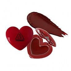 [3CE] Heart Pot Lip (Brick Red)