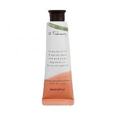 [Innisfree] Jeju Life Perfumed Hand Cream 30ml #02 February