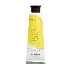 [Innisfree] Jeju Life Perfumed Hand Cream 30ml #12 December