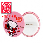 [Innisfree] *Time Deal*  No-sebum Mineral Powder (Snoopy Edition)