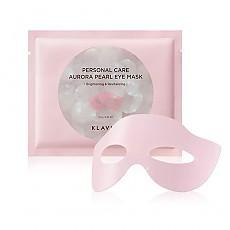 [Klavuu] Personal Care Aurora Pearl Eye Mask (Brightening & Revitalizing) 1ea