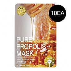 [Tosowoong] Pure Propolis Mask 10pcs