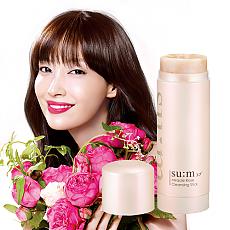 [SU:M37˚ ]玫瑰花瓣清潔毛孔潔面乳80ml