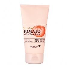[Skinfood]番茄美白素顏面膜150g