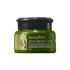 [Innisfree]黃金橄欖保濕滋潤眼霜30ml