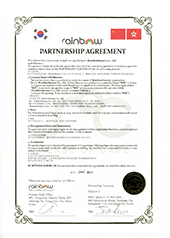Rainbow Partnership Agreement