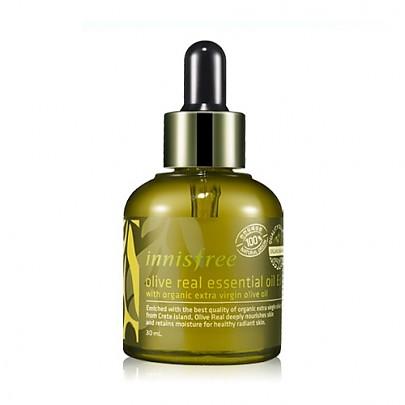 [Innisfree]黃金橄欖油精華油 30ml