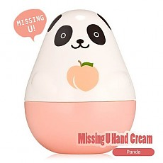 [Etude House]Missing U熊貓護手霜 30ml