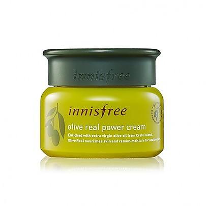 [Innisfree]橄欖油膚質提昇亮膚面霜 50ml