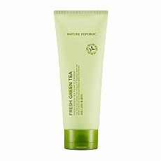 [Nature Republic]Fresh Green Tea Foam Cleanser 150ml