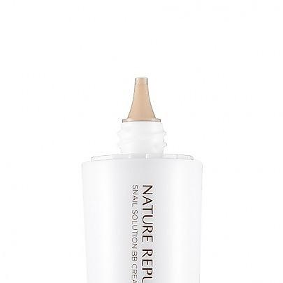 [Nature Republic]蝸牛BB霜隔離防嗮控油美白保濕 #1亮白色 40ml SPF30 PA++