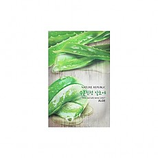 [Nature Republic] Real Nature Mask Sheet/ Aloe23ml