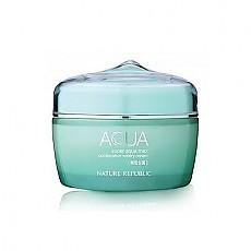 [Nature Republic]AQUA水分保濕補水面霜(混合型肌膚)80ml