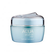 [Nature Republic]AQUA水分保濕補水面霜(油性肌膚)80ml